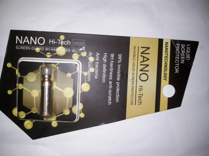 Nano Liquid screen protector - Have you been crying about dam...