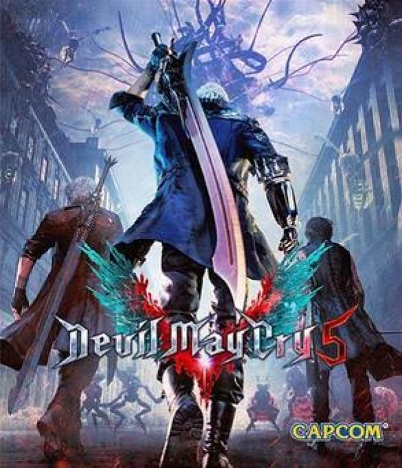 Devil May Cry 5 - Devil May Cry 5