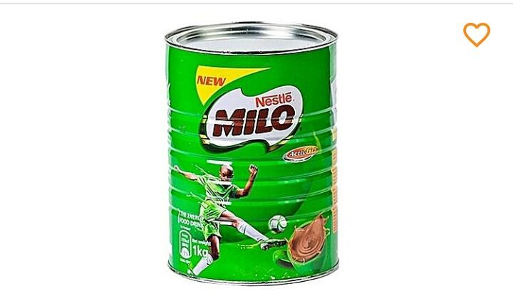Nestle Tin Milo-1kg - Nestle Milo