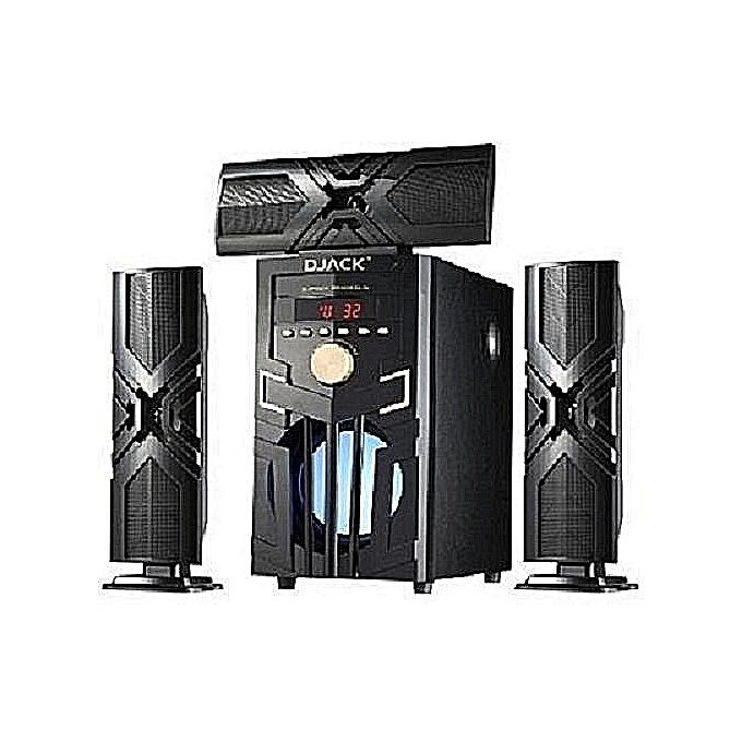 Djack Dj-23 Bluetooth Mini Home Theatre System :- Bluetooth function., Built-in...