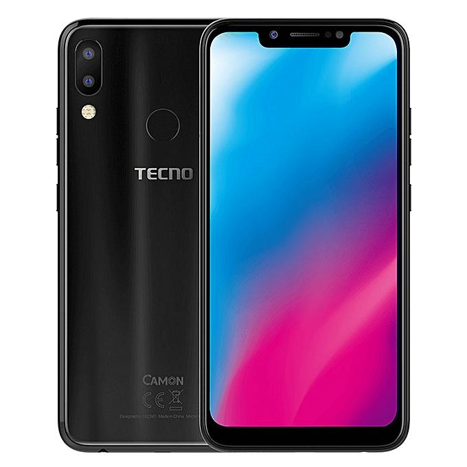 Tecno Camon 11 (CF7) 6.2-Inch Super FULLVIEW (3GB, 32GB ROM) - 6.2-Inch Super FULLVIEW (3GB,...