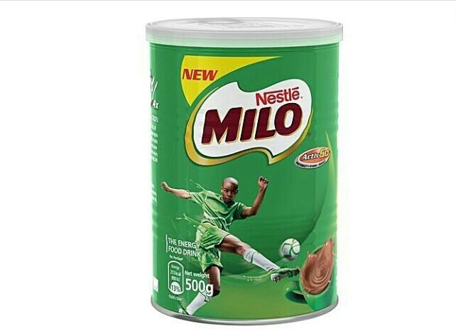 Nestle Tin Milo-500g(with on delivery fee). - Nestle Milo