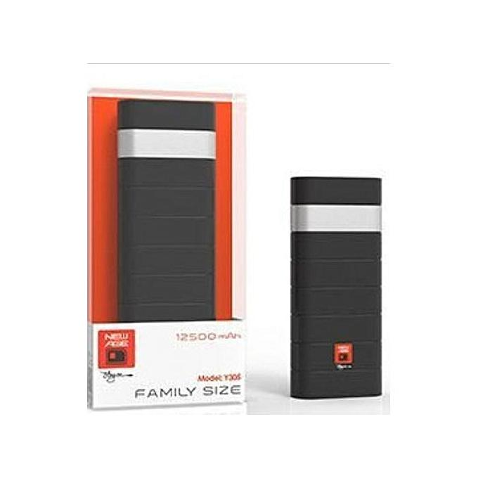New Age Fast Charge 12500mah New Age Family Size Powerbank :- best powerbank everSuper fast...
