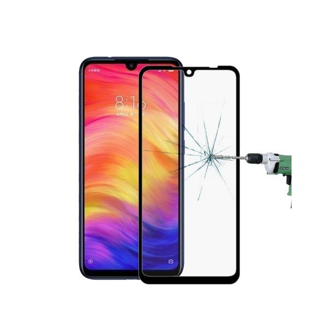 Xiaomi Redmi Note 7 9H 9D Tempered Glass Screen Protector :- high quality