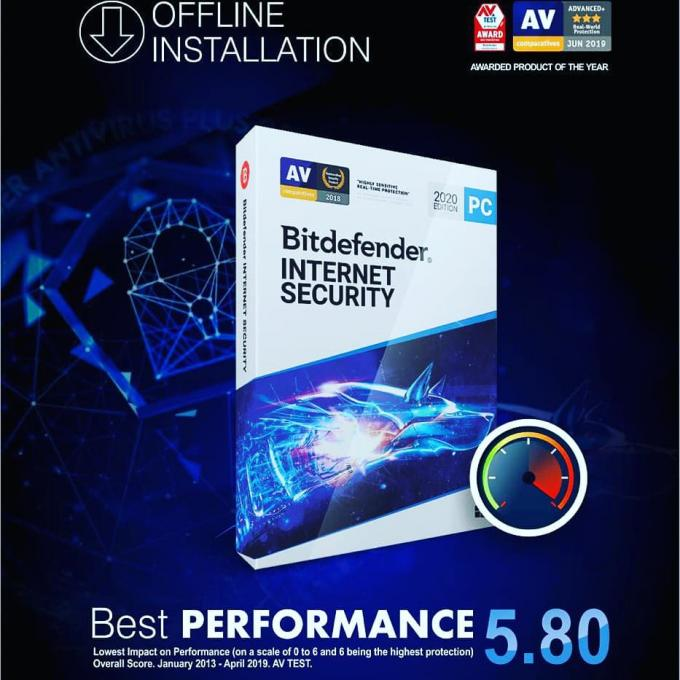 BitDefender Internet Security - Internet security