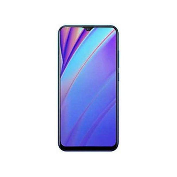 "Infinix HOT 10 LITE(X657B)-6.6"" HD+ WATERDROP SCREEN-32GB ROM/2GB RAM-13MP TRIPLE CAMERA/8MP-5000MAH-4G LTE-QUETZAL CYAN - 32GB ROM/2GB RAM 6.6HD+ WATERD..."