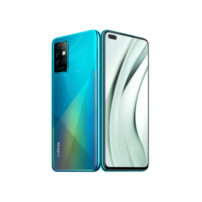 INFINIX NOTE 8 - 64 MP, 5200 Mah
