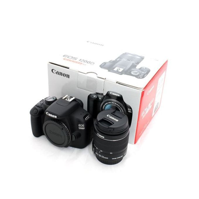 Canon EOS 1300D/ Rebel T5 With 18-55mm -
