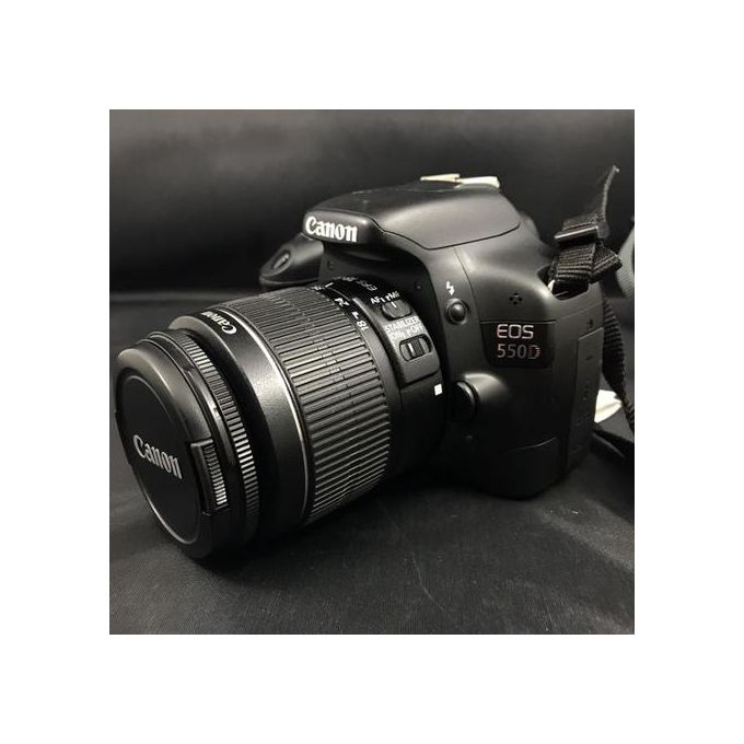 Canon CANON EOS 550D DSLR Camera + 18 - 55mm Lens -
