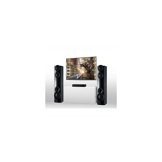 LG LG DVD Home Theatre System – Bodyguard AUD675LHD - 1000W 4.2Ch. Home TheaterDVD/...