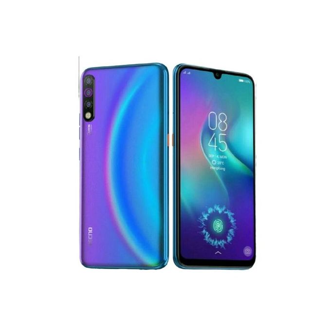 Tecno Camon 12 Pro-6.4 - AMOLED Notch Screen,64GB+6GB,3...