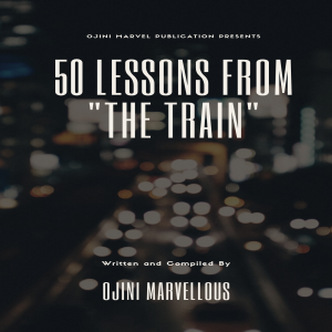 "50 lessons from ""The Train"" :- In this book, is a compilation..."