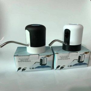 Water dispenser pump - Rechargeable dispenser pump