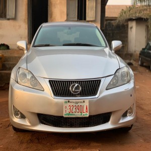 Lexus Is250 :- Foreign Used Lexus Is250 2010...