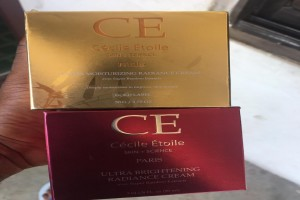 Cécile Étoile skin ultra brightening/moistutizing radiance cream :- Cécile Étoile is a brand with...