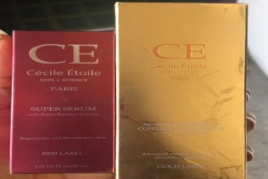 Cécile Étoile skin regenerating super serum- Cécile Étoile is a brand with...