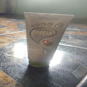 Feet up(foot cream) oriflame - For both men and women